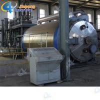 Buy cheap City Garbage Pyrolysis Plant Household Waste To Oil Equipment For Generator from wholesalers