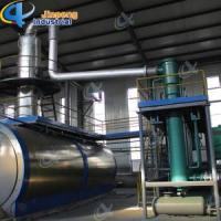 Buy cheap Tire Pyrolysis Oil to Diesel Distillation Plant from wholesalers