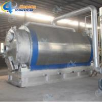 Buy cheap No Need Labor Used Rubber to Energy Project from wholesalers