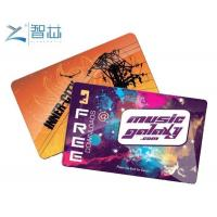 Quality Full Color Printing MIFARE Ultralight C 13.56Mhz RFID Cards wholesale