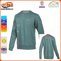 China Sports wear Thermal fleece L/S shirt on sale