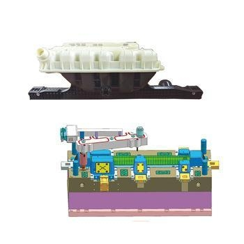 Cheap car radiator plastic tank mould for sale