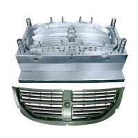 Quality injection mould for car grille mould wholesale