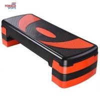 China 31 Adjustable Workout Aerobic Stepper In Fitness & Exercise on sale