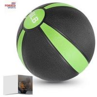 China Strength Training Cardio Exercise double color Medicine Ball /Slam Ball Workouts on sale