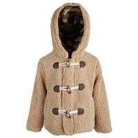 China Kids Wear High quality hooded winter coat for kids on sale