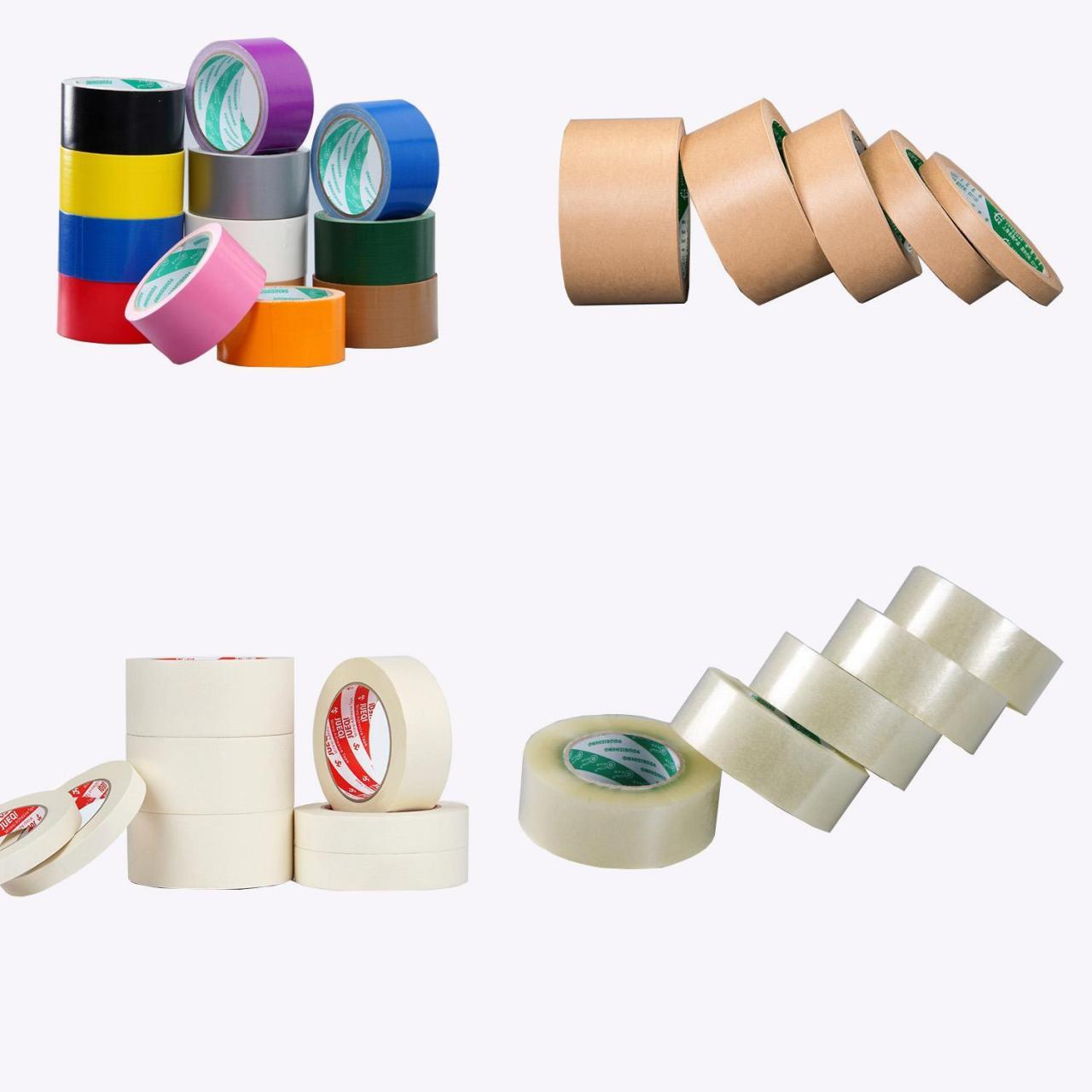 China Clear Packing Tape 2.7 Mil 2 Inch Wide 10 Yard Heavy Duty Sealing Adhesive Tape on sale