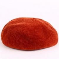Quality Beret Female Autumn-Winter Student Hat Cotton Painter Hat Sweet and Lovely Cap wholesale