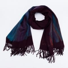 Cheap Similar Wool Touching 2019 Best Selling Comfortable Acrylic Blended Scarf for sale