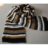 Quality Yarn-dyed scarf FHJ-11002 wholesale