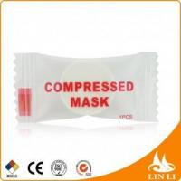 Quality Disposable DIY Facial Paper Compress Mask using with toner wholesale