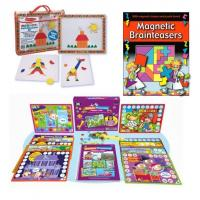 Buy cheap Activity magnetic educational books Children Activity Magnetic game from wholesalers