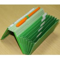 Buy cheap Custom Expanding File Organizer Folder from wholesalers