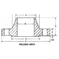 Buy cheap ANSI Form Flanges from wholesalers