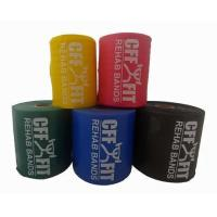 China REHAB BANDS - NON-LATEX RESISTANCE BANDS - 25 YARD ROLL on sale