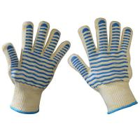 Quality Heat Resistant BBQ Gloves Oven Mitts EN 407 932F - Grilling Barbecue Charcoal Grill Tools wholesale