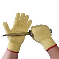 Quality Aramid Anti Cut Safety Hand Gloves Cut Proof Gloves Cut Resistant Working Gloves wholesale