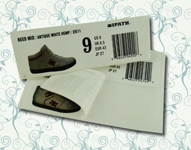 Cheap printing products Sticker Label for sale