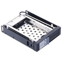 Quality Unestech ST2523 Dual Bay 2.5 inch hard Drives Tray less Hot Swap SATA Mobile Rack wholesale
