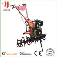 China The best farm equipments mini cultivator garden cultivator with tool box on sale