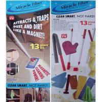 Quality Miracle Fiber 13 Piece Cleaning Kit wholesale