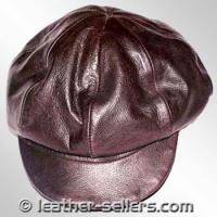 Buy cheap Small Leather Goods Leather Cap. from wholesalers