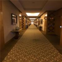 Buy cheap Waterproof New Zealand Fire Resistant Hotel Hall Corridor Custom Needle Punched Carpet from wholesalers