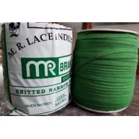 Quality Green Knitted Elastic Tape wholesale