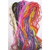 Cheap Handmade Felt Products Felt Rope Mixed color 100meters for sale