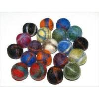 Buy cheap Handmade Felt Products 1000 PIECE 2CM TIE DYE FELT BALL from wholesalers