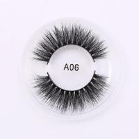 Cheap wholesale Best korean real fake mink eyelashes 3d mink lashes and custom package for sale