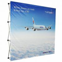 China Pop up banner Aluminum-pop-up-stand-pop-up-banner-display on sale