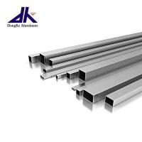 China Competitive Customized Anodized Aluminum Square Tube from Xiamen Dongke on sale