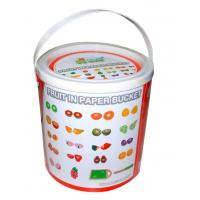 Buy cheap Cutting Food In Paper Bucket from wholesalers