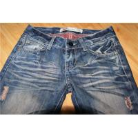 Quality Ladies3/4 Cotton +jean Pants wholesale