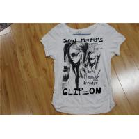 Quality Ladies Summer S/S T-Shirts wholesale