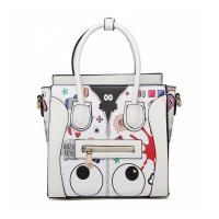 Buy cheap EM290 china supplier women shoulder bag cartoon printing trapeze handbags wholesale price from wholesalers