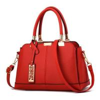 Buy cheap EM301 simply style pu leather ladies bags have larger stock factory directly sales tote bags from wholesalers