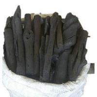 Buy cheap Malaysia Mangrove Black Charcoal for BBQ from wholesalers