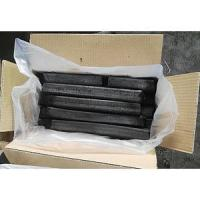 Buy cheap Low Ash Square Barbecue Sawdust Charcoal Briquettes from wholesalers