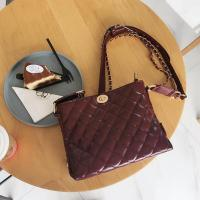 Quality MS016 New product ladies crossbody bags quilted chain shoulder flap bags for girl wholesale