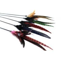 Quality Pheasant Feather Cat Play Toy wholesale