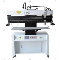 Buy cheap High precision semi-automatic printing machine1200 from wholesalers