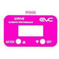 Buy cheap Gloss Pink Color-plate for iDRIVE Interface from wholesalers