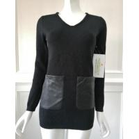 Buy cheap Women's knitted sweater dress from wholesalers