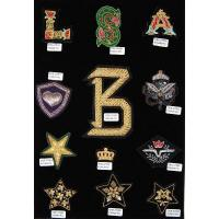 Quality Embroidered Badges wholesale
