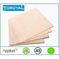 Quality Oak Veneer MDF Black Melamine Board Melamine Plywood Veneered MDF wholesale