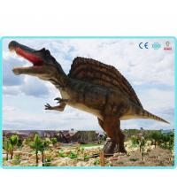 Quality Animatronic dinosaur New Jurassic Park Dinosaur Model Spinosaurus wholesale