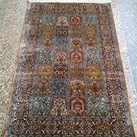 Cheap Kashmiri Hand Knotted Carpets for sale
