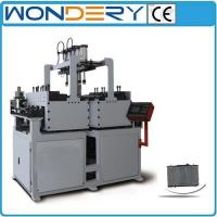 Quality Fully-automatic Plastic Tank Crimping Machine wholesale